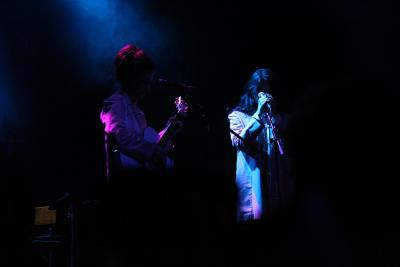 Photo of Overcoats. Credit: Adrienne Lee