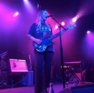 Show Review: Hatchie @ The Independent on 4/9 | KALX 90 7FM Berkeley