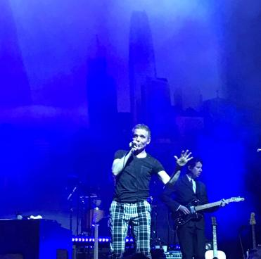 Photo of Belle and Sebastian. Credit: Adrienne Lee