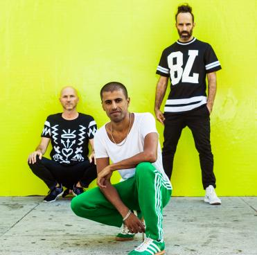Photo of Balkan Beat Box