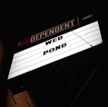 Pond @ Independent