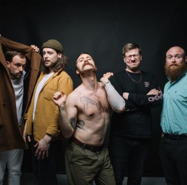 Photo of IDLES