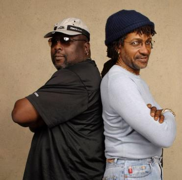 Picture of Sly and Robbie