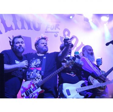 Bowling For Soup by Jessely Serrano