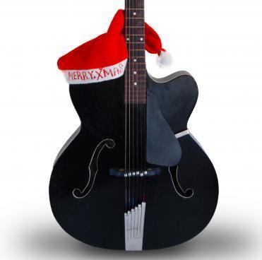 Holiday Guitar