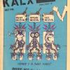 KALX Program Guide Cover Spring - Summer 1987