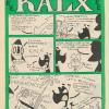 KALX Program Guide Cover Spring 1995