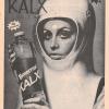 KALX Program Guide Cover Fall 1997