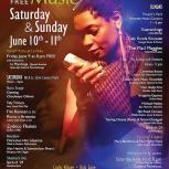 Berkeley World Music Festival poster