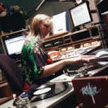 Photo of DJ Cherushii by M.C. Horng