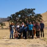 The Williams Lab in the field