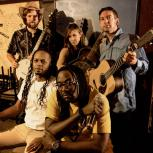 Photo of Gangstagrass