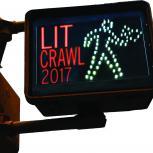 Lit Crawl 2017 logo