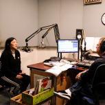 Photo of Margaret Cho with DJ Velvet Einstein