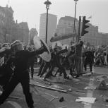 Photo of British protest