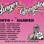 Burger Boogaloo flyer