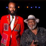 Photo of Taj Mahal and Fantastic Negrito